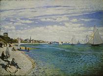 C.Monet, Regatta in Sainte-Adresse von AKG  Images