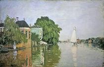 C.Monet, Landschaft bei Zaandam von AKG  Images