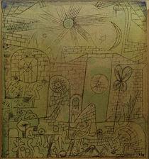 P.Klee, Frühlings-Sonne, 1919 von AKG  Images