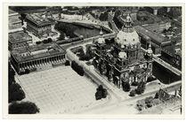 Berlin-Mitte, Dom mit Lustgarten und Altem Museum / Fotopostkarte, um 1935 by AKG  Images