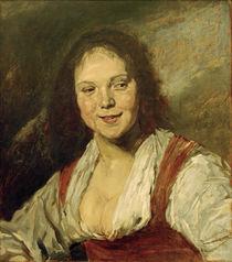 M.Liebermann n. Frans Hals, Bohémienne by AKG  Images