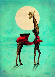 Giraffe von Ali GULEC