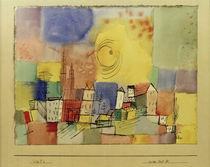 P.Klee, German City BR, 1928 by AKG  Images