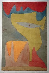 Paul Klee, Fräulein, 1934 von AKG  Images