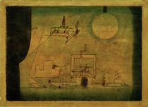 P.Klee, Gateway to Hades / 1921 by AKG  Images