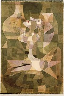 P.Klee, keramisch / erotisch / religiös von AKG  Images