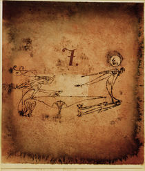 P.Klee, Witches Brewing / 1922 by AKG  Images