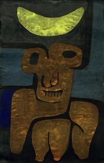 P.Klee, Luna der Barbaren von AKG  Images