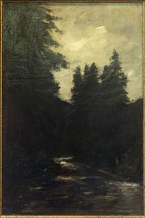 L.Ury, Thüringische Landschaft von AKG  Images