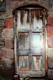 'The Door' von CHRISTINE LAKE
