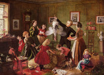 The Christmas Hamper von Robert Braithwaite Martineau