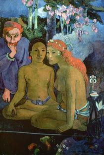 Contes Barbares, 1902 von Paul Gauguin