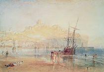 Scarborough, 1825 by Joseph Mallord William Turner