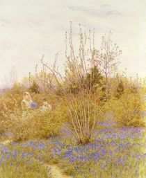 The Cuckoo by Helen Allingham