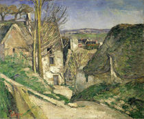The House of the Hanged Man by Paul Cezanne