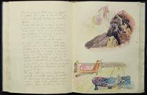 Pages from 'Noa Noa', 1893-94 von Paul Gauguin