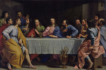 The Last Supper, 1648 by Philippe de Champaigne