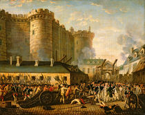 The Taking of the Bastille by French School
