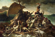 The Raft of the Medusa, 1819 by Theodore Gericault