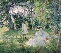 The Picnic, 1903 by Henri Lebasque