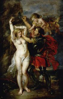Perseus and Andromeda, 1633 von Peter Paul Rubens