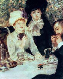 The End of Luncheon, 1879 von Pierre-Auguste Renoir