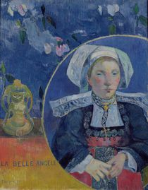 The Beautiful Angel , 1889 von Paul Gauguin