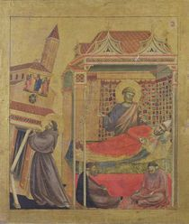 The Vision of Pope Innocent III by Giotto di Bondone