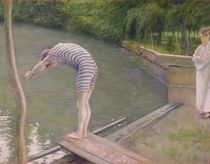 The Bather, or The Diver, 1877