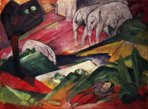 The Dream von Franz Marc