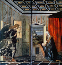 The Annunciation von Giovanni Bellini