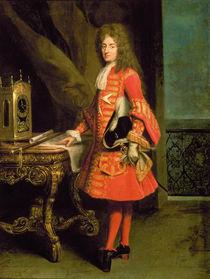 Portrait of a Cavalier, 1700 von Robert Tournieres