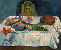 Still Life with Parrots, 1902 by Paul Gauguin