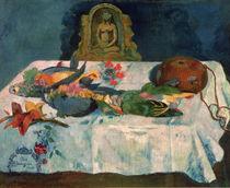 Still Life with Parrots, 1902 von Paul Gauguin