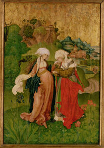 The Visitation, 1506 von Master M.S.