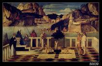 Sacred Allegory, c.1487 von Giovanni Bellini
