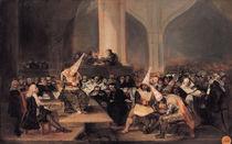 Court of the Inquisition von Francisco Jose de Goya y Lucientes