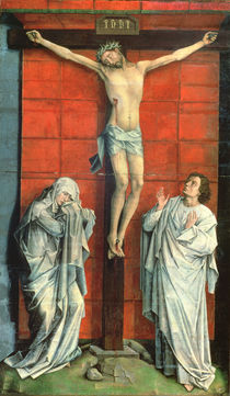 Calvary von Rogier van der Weyden