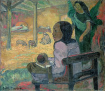 Be Be , 1896 by Paul Gauguin