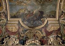 The King Taking Maestricht in Thirteen Days in 1673 von Charles Le Brun