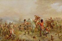 Field of Waterloo by Robert Alexander Hillingford