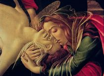 The Lamentation of Christ, c.1490 by Sandro Botticelli