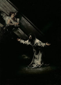 Christ on the Mount of Olives by Francisco Jose de Goya y Lucientes