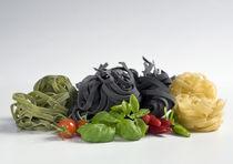 Pasta tricolore by Sonja Dürnberger