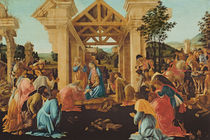 The Adoration of the Magi, c.1478-82 von Sandro Botticelli