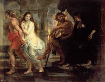 Orpheus and Eurydice von Peter Paul Rubens