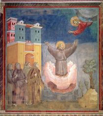 The Ecstasy of St. Francis by Giotto di Bondone