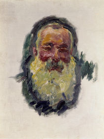 Self Portrait, 1917 by Claude Monet