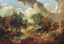 Suffolk Landscape, 1748