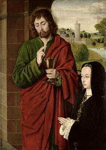 Anne of France Lady of Beaujeu by Master of Moulins